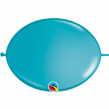 Qualatex Quick Link Balloons - 6 Inch Teal Quick Link Balloons (50pcs)